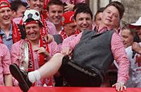 Бавария, Манчестер Юнайтед, сборная Голландии, Аякс, Луи ван Гал, Барселона, АЗ, фото