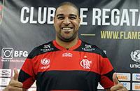 фото, высшая лига Бразилия, Фламенго, Адриано