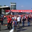Формула-1, Гран-при Италии, Монца, болельщики, Феррари