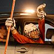 Фото дня. Как в России празднуют победу хоккейной сборной