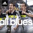 Adidas, Puma, примера Испания, серия А Италия, Барселона, Эвертон, Аякс, высшая лига Голландия, Рио Фердинанд, Манчестер Юнайтед, Интер, фото, премьер-лига Англия, Хавьер Эрнандес, Nike
