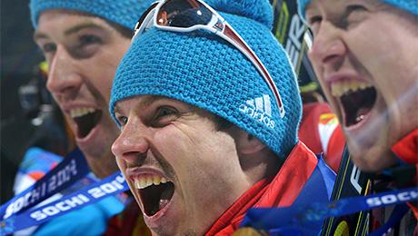 Сочи-2014, сборная России, фото