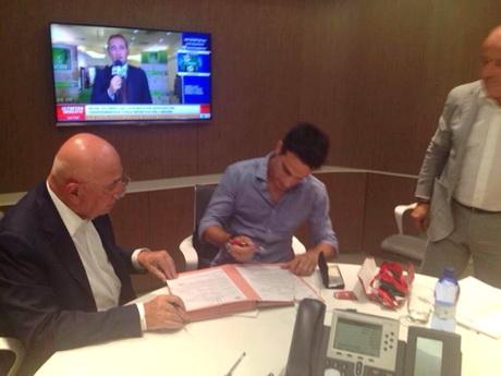 Официально: Милан подписал Бонавентуру - изображение 1