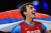 бег, чемпионат мира, Сергей Шубенков