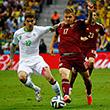 Алжир – Россия – 0:1. Онлайн