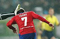 Сколько ЦСКА не проигрывал в премьер-лиге?