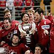 ЧМ-2007, сборная Канады, сборная Финляндии, Эрик Брюэр, Дион Фанюф, Энди Мюррей, Эркка Вестерлунд