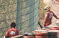 Айртон Сенна, Ален Прост, Гран-при Японии, Феррари, Макларен, Формула-1