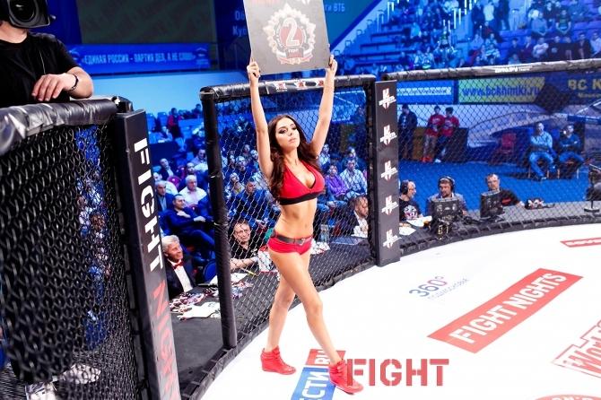 Девушки fight nights