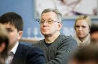 Виктор Гончаренко, Александр Хацкевич, Сергей Новиков журналист