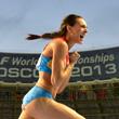 Елена Исинбаева, чемпионат мира, прыжки с шестом