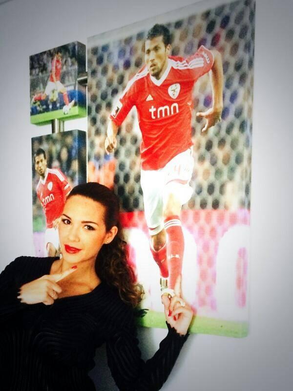 Тамара Горро на фотоссии разделась  Вне футбола
