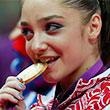спортивная гимнастика, Лондон-2012, Алия Мустафина, Виктория Комова, Денис Аблязин