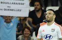 Марсель, Матье Вальбуэна, лига 1 Франция, болельщики