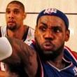 НБА, Матч всех звезд, переходы, возможные переходы, Кит Ван Хорн, Леброн Джеймс, Рашид Уоллес, Кобе Брайант, Джейсон Кидд, Сан-Антонио, Ману Джинобили, видео, фото