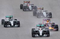 Росберг выиграл Гран-при Мексики, Квят – четвертый