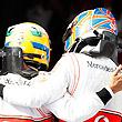 Формула-1, Дженсон Баттон, Льюис Хэмилтон, Макларен, фото, Гран-при Турции