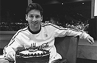 Рио Фердинанд, Барселона, Лионель Месси, сборная Аргентины