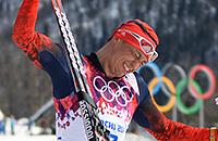 Сочи-2014, сборная России (лыжные гонки), Александр Легков, фото