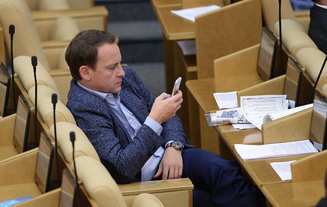 Депутат Александр Сидякин: «После письма в ФИФА американцы пишут: «Вы что, безумцы?». Пусть говорят это своим сенаторам»
