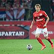 Первый официальный матч «Спартака» на своем стадионе. Онлайн