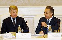 Виталий Мутко, РФС, Николай Толстых