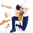 чемпионат Европы, танцы на льду, сборная Франции, Габриэла Пападакис, Гийом Сизерон
