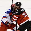 молодежная сборная России, результаты, молодежная сборная Канады, молодежный чемпионат мира