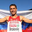 бег, чемпионат Европы, Юрий Борзаковский