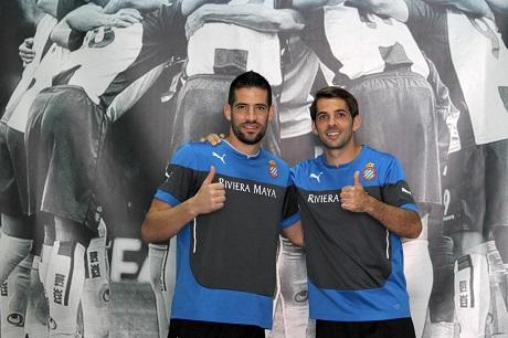 Виктор Санчес и Касилья продлили контракты с Эспаньолом до 2018 года - изображение 1