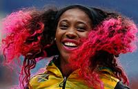 бег, чемпионат мира, сборная Ямайки, Шелли-Энн Фрейзер-Прайс