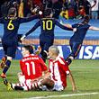 фото, ЧМ-2010, сборная Парагвая, сборная Аргентины, сборная Германии, сборная Испании