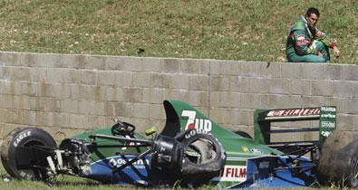10 самых невезучих гонщиков «Формулы-1»