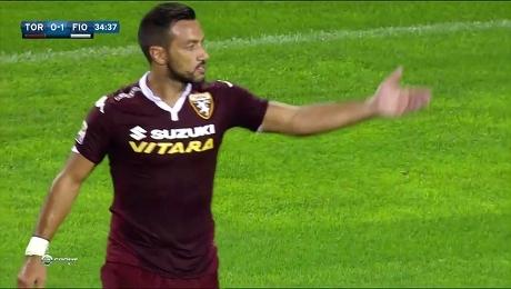 Италия. Серия А. «Торино» - «Фиорентина»