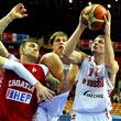 Евробаскет-2009, сборная России, сборная Хорватии