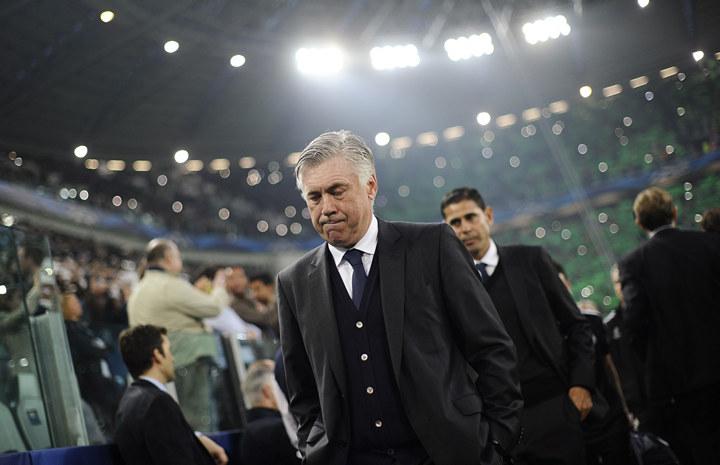 Карло Анчелотти, Реал Мадрид, отставки, Флорентино Перес