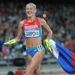 бег, сборная России жен, Лондон-2012, Юлия Зарипова