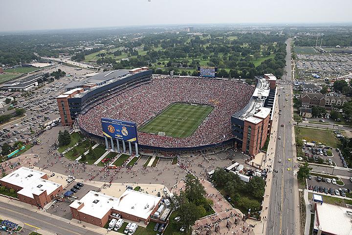 Das Größte Stadion Deutschlands