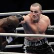 Денис Лебедев, Джеймс Тони, первый тяжелый вес, титульные бои, WBA
