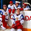 молодежная сборная России, фото, молодежная сборная Канады, молодежная сборная США, молодежная сборная Чехии, молодежная сборная Швеции, молодежная сборная Финляндии, молодежная сборная Словакии, молодежный чемпионат мира, молодежная сборная Швейцарии, молодежная сборная Латвии, молодежная сборная Австрии