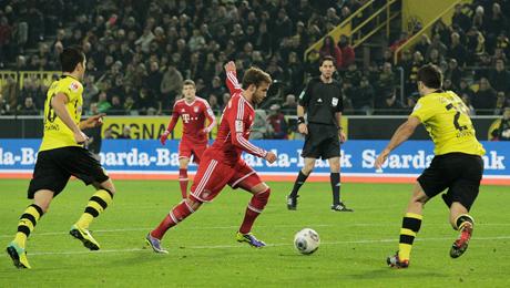 Гол в свои ворота. Как «Бавария» снова обыграла Дортмунд