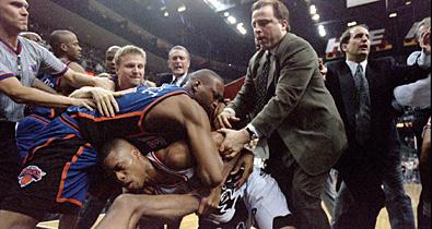15 самых грубых фолов в современной истории НБА