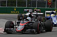 Гран-при Канады, Макларен, Фернандо Алонсо, Дженсон Баттон, Формула-1