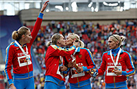 фото, бег, чемпионат мира, сборная России, прыжки с шестом