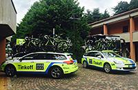 Джиро д'Италия, велошоссе, Альберто Контадор, Team Tinkoff