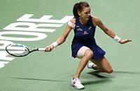 Агнешка Радванска, видео, WTA, Петра Квитова, WTA Finals