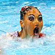 Евангелия Платаниоти, синхронное плавание, чемпионат Европы