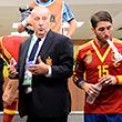 Хави, Икер Касильяс, сборная Испании, Висенте Дель Боске, квалификация ЧМ-2018