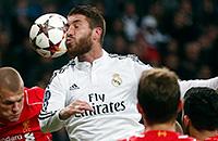Реал Мадрид, Серхио Рамос, Лига чемпионов, фото