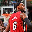 50 лучших игроков НБА XXI века. Леброн Джеймс
